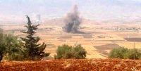حملات هوایی گسترده روسیه و سوریه به مواضع تروریستها