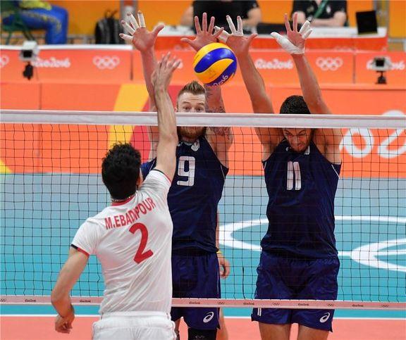 والیبالیستها هم با المپیک خداحافظی کردند
