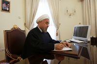 روحانی درگذشت ژاک شیراک را تسلیت گفت