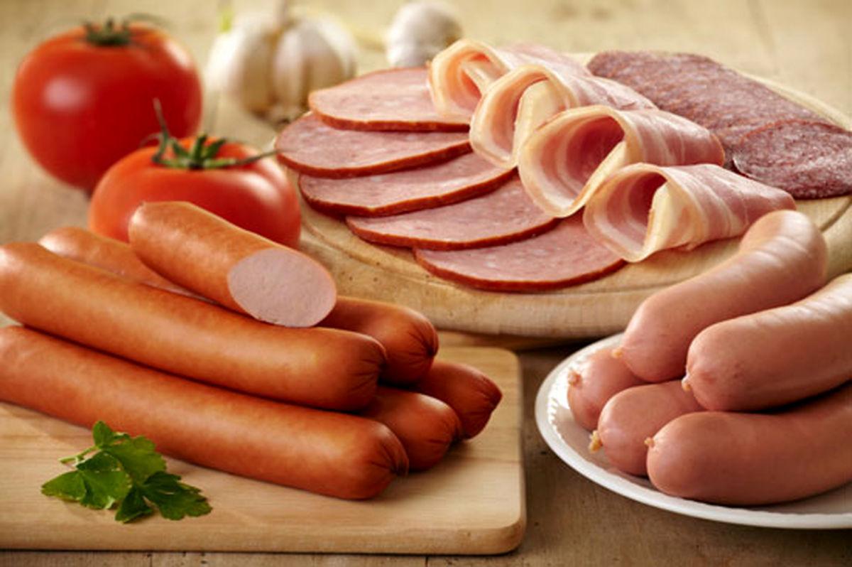 سوسیس و کالباس جای گوشت و مرغ را میگیرد؟