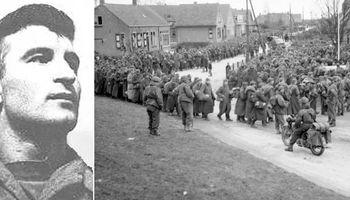 یکی از شجاعترین سربازان جنگ جهانی +عکس