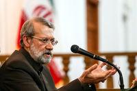 لاریجانی: برخی برای منافع سیاسیشان نقش اپوزیسیون به خود میگیرند/ در شرایط سخت باید نگاه مسئولانه و طبیبانه داشت