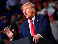 ترامپ: ایران دیگر شعار مرگ بر آمریکا سر نمیدهد +فیلم