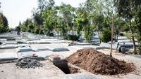 اعلام شرایط انجام امورات و احکام شرعی دفن کروناییها در بهشت زهرا (س)