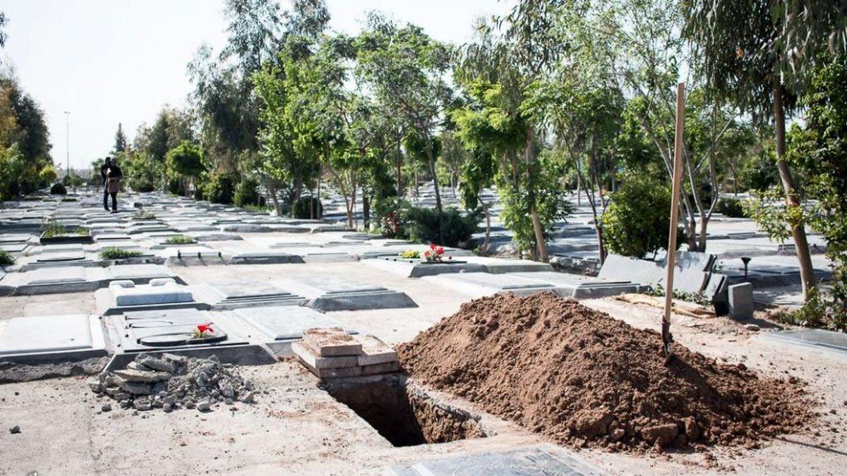 """ظرفیت بهشت زهرا (س) تا پنج سال آینده تکمیل میشود/ حداقل و حداکثر قیمت """"قبر"""""""