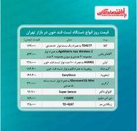قیمت دستگاه تست قند خون (خرداد ۱۴۰۰)