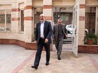 حضور محمود گودرزی در وزارت ورزش و جوانان علیرغم استعفا