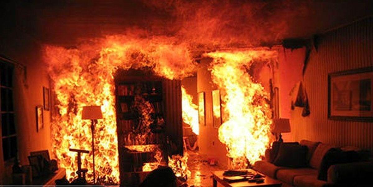 انفجار خونین کپسول گاز +عکس