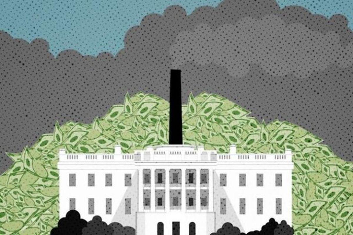 ترامپ کاخ سفید را کارخانه رشوهخواری کرده است