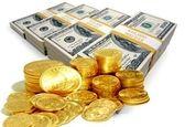 دلار و سکه کاهشی شد +تکمیلی