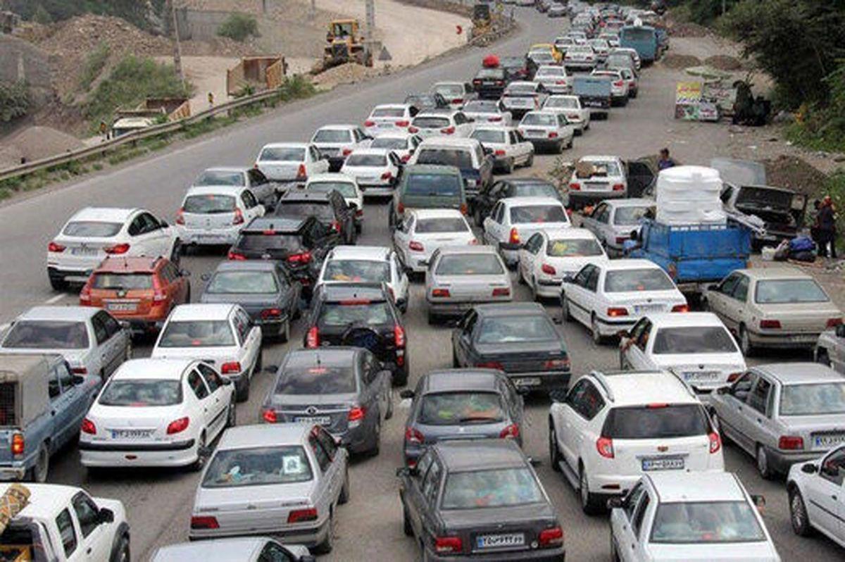 پرترددترین جاده کشور کدام است؟