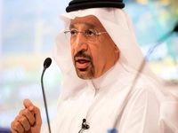 وزیر نفت سعودی: برای طولانی مدت تولید نفت را کاهش نمیدهیم