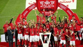 باشگاه پرسپولیس خواهان دریافت جام قهرمانی سوپرجام شد