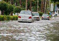 احتمال وقوع سیلاب و آبگرفتگی معابر در ۹استان