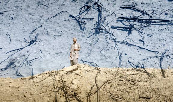 ایران همچنان درخشکسالی