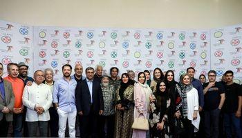 سلبریتیها در اختتامیه جشنواره فیلم سینما تورز +تصاویر