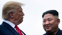 خوشحالی ترامپ از خندههای رهبر کره شمالی!