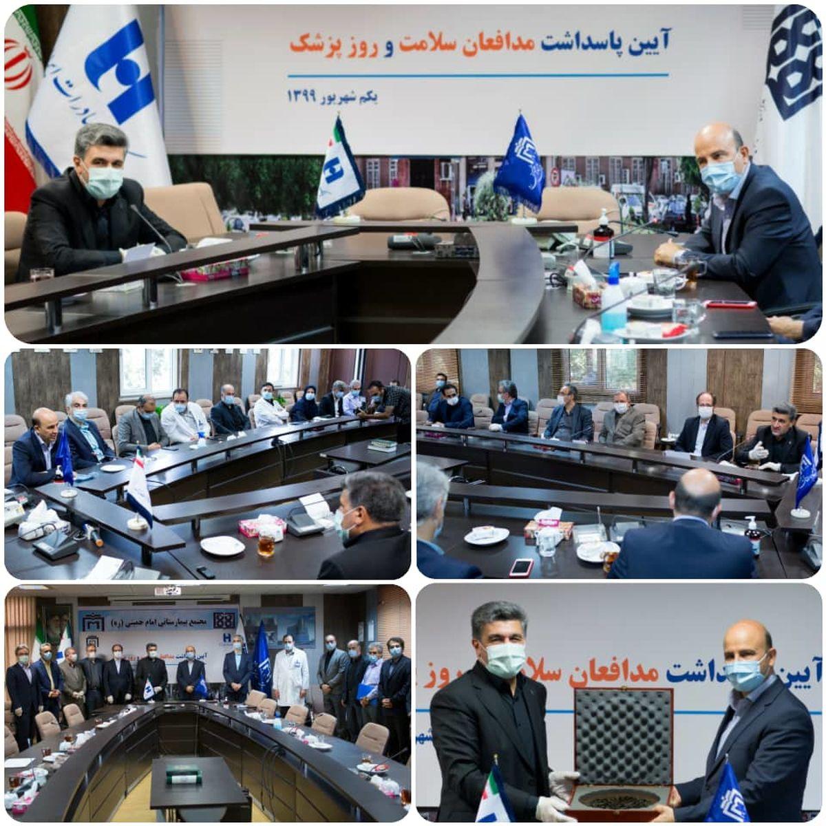 بانک صادرات ایران به چهار هزار مدافع سلامت تسهیلات پرداخت کرد