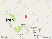 زمین لرزه  ۴.۵ریشتری بهاباد را در استان یزد لرزاند