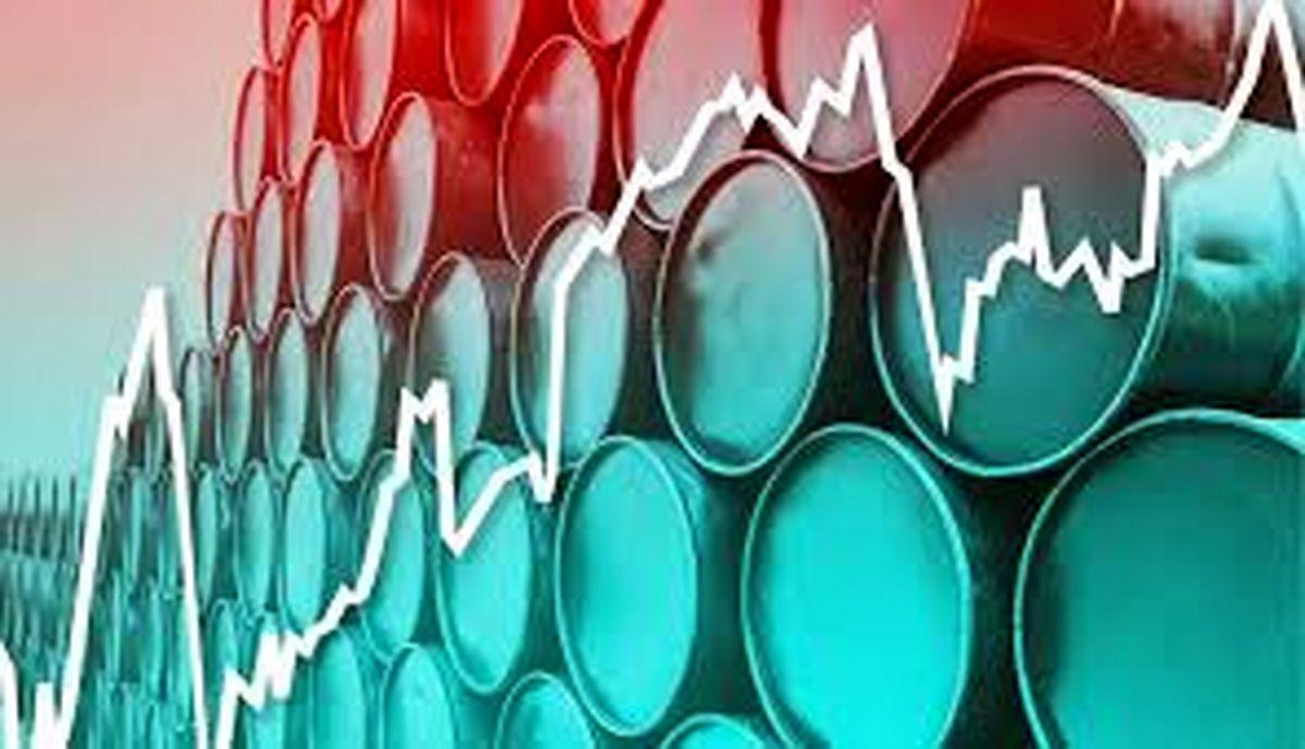 نفت در محدود ۴۴دلار آرام گرفت/ ۵عامل تاثیرگذار بر قیمت نفت در اولین هفته آگوست