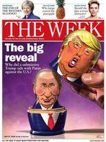 طرح روی جلد مجله ویک