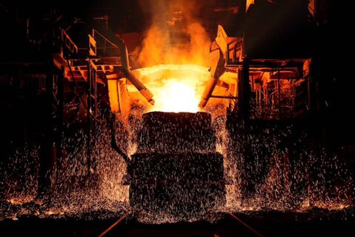 ثبت رشد یک درصدی برای فولاد/ فولاد با سبزپوشی به معاملات خود پایان داد