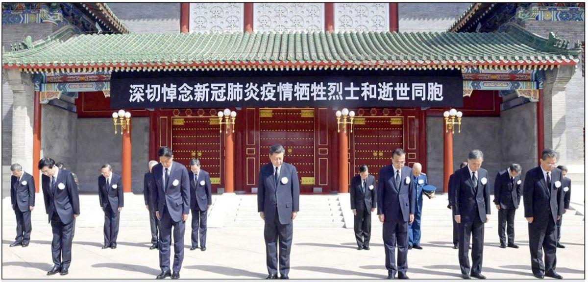 کرونای جهانی؛ اطلاعرسانی چینی