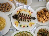 مردم کره شمالی چه غذاهایی میخورند؟ +تصاویر