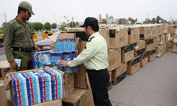 تشکیل ۹۹۳میلیارد ریال پرونده تخلف قاچاقکالا
