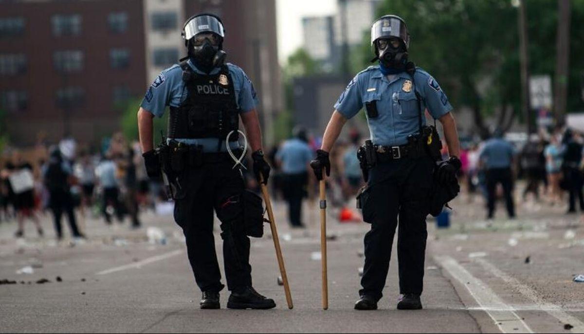 پلیسهای آمریکایی دستهجمعی استعفا کردند