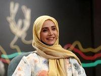 شبنم قلی خانی در سازمان یونسکو +عکس