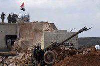 ناکام ماندن عملیات تروریستها در حومه حلب