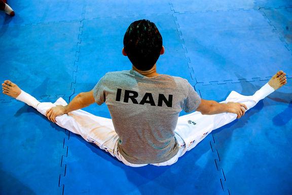 خانه تکواندو تهران آتش گرفت