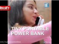 پاوربانکهای جیبی و کوچک Finger Pow +فیلم