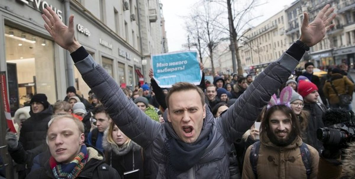 حضور افراطی گرایان در انتخابات روسیه ممنوع شد
