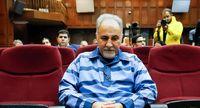 گریه محمدعلی نجفی در دادگاه +عکس