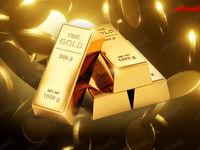 سقوط نزدیک به ۱۰۰دلاری اونس طلا