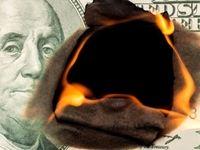 کریسمس سیاه برای دلار