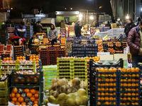 میادین میوه و تره بار از فردا تا 9شب یکسره باز هستند
