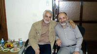 پیام تسلیت خانواده شهید سلیمانی در پی درگذشت سردار حجازی