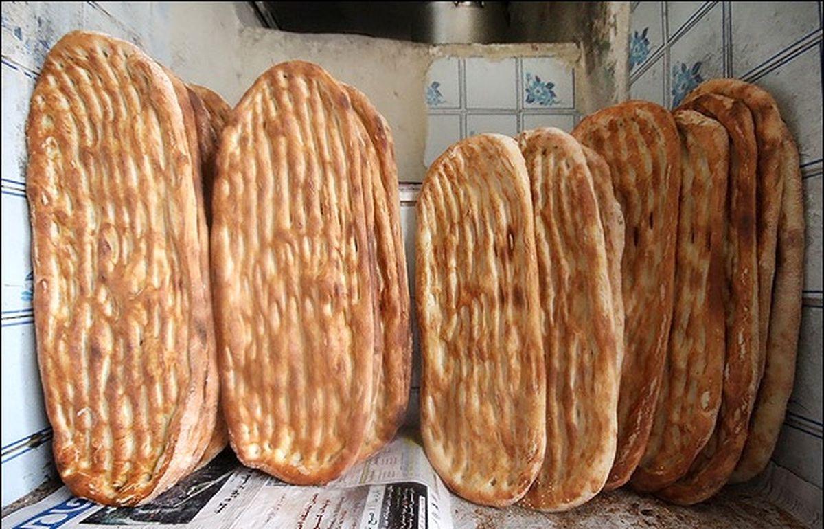 ابلاغ قیمت و وزن جدید نان به نانواییهای تهران +سند