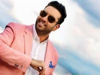 تبریک تولد مهران مدیری توسط خواننده معروف +عکس