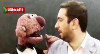 هم خوانی بامزه امید حاجیلی با جناب خان +فیلم