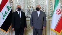 بر تعهد ایران نسبت به ثبات عراق تاکید کردم