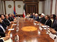 توسعه روابط با کشورهای همسایه از اصول سیاست خارجی ایران است/  تاکید بر ارتباط بیشتر بخشهای خصوصی دو کشور و توسعه همکاریهای اقتصادی