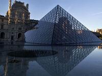 موزه لوور تعطیل شد