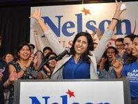 راه یابی یک زن ایرانی - آمریکایی به مجلس ایالتی آمریکا