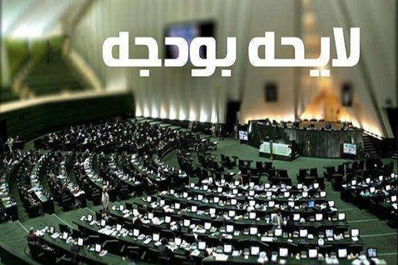 بودجه۹۸ فارغ از شرایط تحریم تدوین شده است/سه ایراد اساسی لایحه