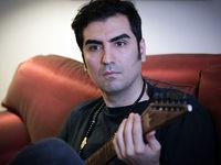 حافظ ناظری از ایران رفت +عکس
