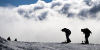 احتمال وقوع بهمن به دلیل بالا بودن دمای بیشینه